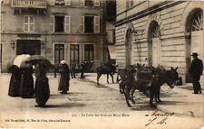 CPA   La Loue des Anes au Mont-Dore  (244957)