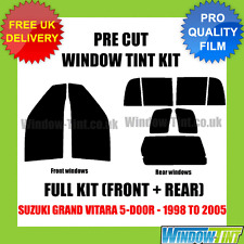 SUZUKI GRAND VITARA 5-DOOR 1998-2005 FULL PRE CUT WINDOW TINT