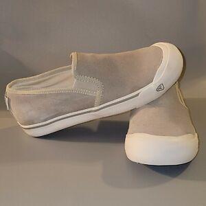 Keen Coronado III (3) Women's Size 10 M Dove Grey Slip On Casual Shoes (1023352)