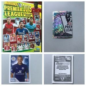 MERLIN/TOPPS 2015 Stickers. Complete your album, various quantities available
