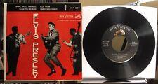 "Elvis Presley ""Shake, Rattle & Roll"" 1956 US 7"" Vinyl EP RCA Victor EPA-830 VG+"