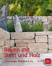 Bauen Mit Stein Und Holz Von Eva Ott (2015, Kunststoffeinband)