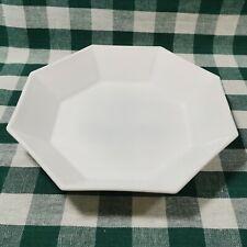 "Arcoroc Arcopal Octime White Salad Pasta Bowl 7.5"" France"