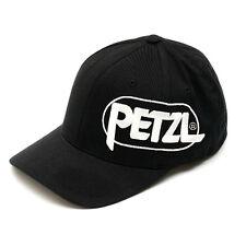 Petzl team logo hat ball cap Black Small / Medium size 1 Z80B