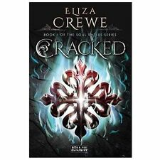Cracked (Soul Eaters) by Crewe, Eliza