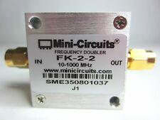 Minicircuits  FK-2-2 Frequency Doubler 10-1000 MHz