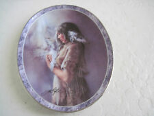 Messengers Of The Spirit THE GUIDE Lee Bogle Plate