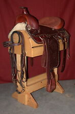 Double R Custom Saddle Stands-Handcrafted in Montana
