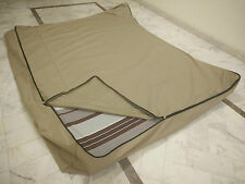 New Camper Trailer Mattress Cover 12 Ounce Rip Stop Canvas 2200mmx1700mmx300mm