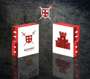 Revenge Playing Cards