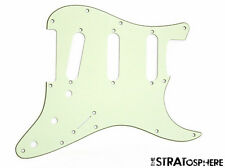 *NEW Mint Green Stratocaster PICKGUARD for Fender Strat Standard 11 Hole 3 Ply