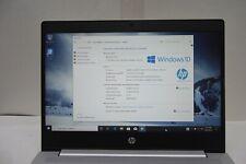 """HP ProBook 430 G6 13.3"""" FHD Intel i5-8265U @ 1.60GHz 16GB 512GB SSD Fingerprint"""