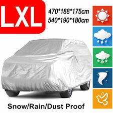 Full Auto Cover for SUV Van Truck Water Resistant In Out Door Dust UV Ray Rain