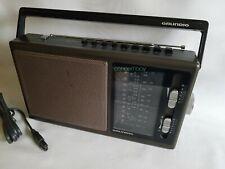 More details for grundig concert boy 225a radio - 1987 vintage radio super example & condition !!
