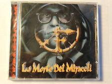 FRANKIE  HI- NRG  MC  -  LA MORTE DEI MIRACOLI  -  CD1998  NUOVO E SIGILLATO