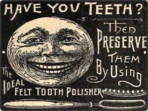 Vintage Tooth Care Advertisement - Dental products, dentist, vintage, AD, teeth