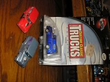 Rare LOT of 3 Hot Wheels 1956 Ford Flip nose Custom Pro Street Delivery Panels