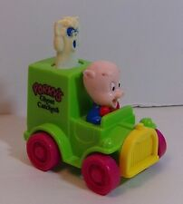Vintage 1992 Warner Bros Porky'S Ghost Catchers Toy Collectible Car