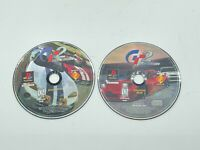 Gran Turismo 2 Sony Playstation 1 PS1 DISCS ONLY TESTED