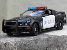 Modellino Saleen Mustang 1:18 TRANSFORMERS Barricade