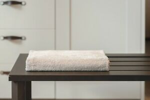 Ayurvedic bath towel - Burnt Grey
