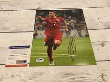Jack Wilshere Signed Arsenal FC 8x10 Photo PSA/DNA COA Autographed a