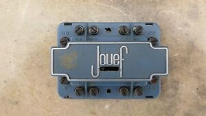 Relais électro mécanique Jouef ref 9893 échelle HO