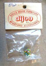 Collectable Dolls House Accessories - Dijon Glass Sweetie Jar - BNIP
