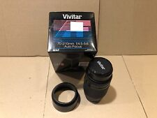 Vivitar AF 70-210/4.5-5.6 per Sony A Nuovo
