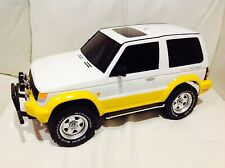 Vintage Tamiya MITSUBISHI  PAJERO METAL TOP 1993 **Shelf Queen** Never Used