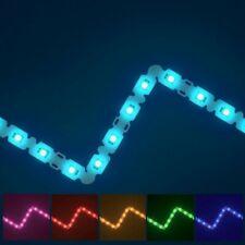 5M Bendable Flex STRIP LED 5050 SMD Lights IP21 RGB 3M multicolour TAPE flexible