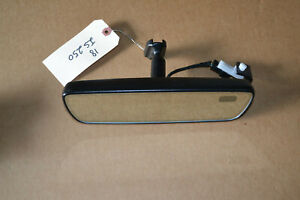 2018 2019 Lexus IS300 Rear View Mirror Auto Dim Homelink Compass Oem