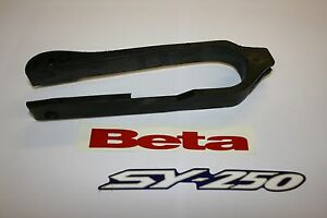 BETA REV 3  & SCORPA SY TRIALS CHAIN SLIDER RUNNER  SLIPPER PAD