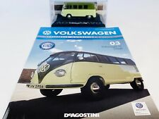 VOLKSWAGEN T1 1956 Bus BULLI VW Transporter DeAgostini 1:43 Modell-Sammlung #3