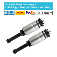 2PCS Front Air Suspension Spring Strut Fit Discovery L319 Land Rover Sport L320