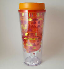 Starbucks 2017 Lunar New Year of the Rooster Tiny Rooster Acryclic Tumbler 12oz