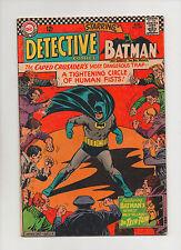 Detective Comics #354 - No Exit For Batman! - (Grade 4.5) 1966