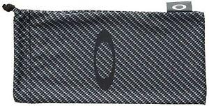 Oakley Cases Black-Grey Carbon Fiber Colour Bag Acc Microbag Sunglasses Organize