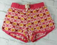 """Patagonia Shorts Girls Size Small Pink Floral 3"""" inseam"""