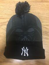2017 NY Yankees Darth Vader Beanie Hat Star Wars Night SGA New York Cap Togue