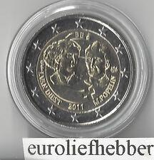 België     2 Euro Commemorative 2011  UNC   Vrouwendag
