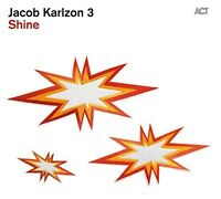 JACOB KARLZON - SHINE  VINYL LP NEW+