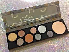 Authentic Mac Queen Supreme eyeshadow highlighting palette New