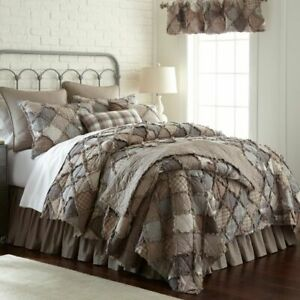 DONNA SHARP SMOKY MOUNTAIN PATCHWORK TRADITIONAL RUSTIC QUILT COLLECTION