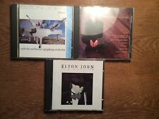 Elton John [3 CD Alben] Ice on Fire + Love SOngs  + Live in Australia
