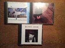 Elton John [3 CD Alben] Ice on Fire + Love SOngs  + Live in Australia