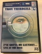 Troy Thirdgill - I've Gotta Do Laundry...Live at The Bone DVD SIGNED AUTOGRAPHED