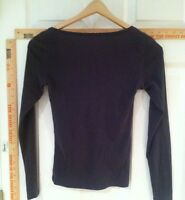 LUCY Activewear Grey Comfortable Top Size XS