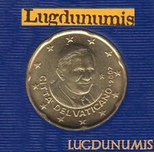 Vatican 2007 20 Centimes D'Euro FDC BU 85 000 exemplaires Provenant du BU RARE -