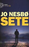Jo nesbo - SETE - Libro nuovo